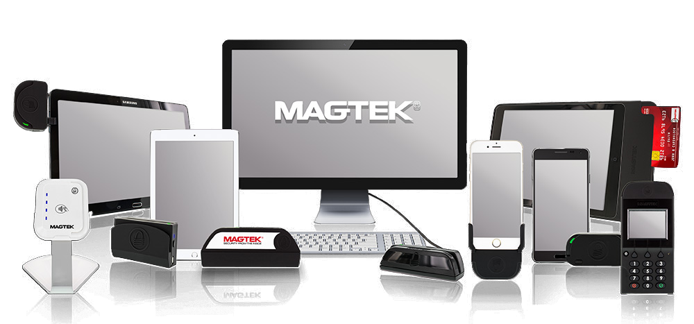 Magtek Card Readers